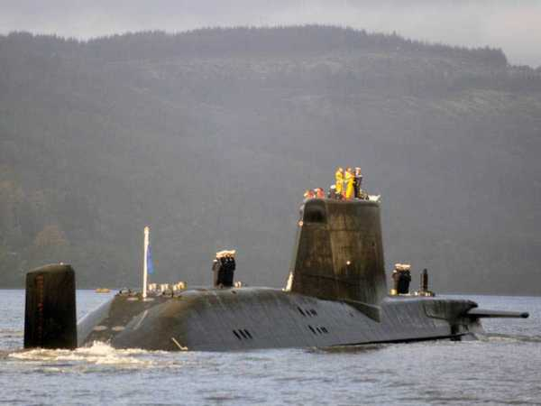 Royal Navy Commissions 2nd Astute SSN