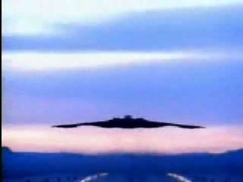 B-2 Spirit Stategic Stealth Bomber