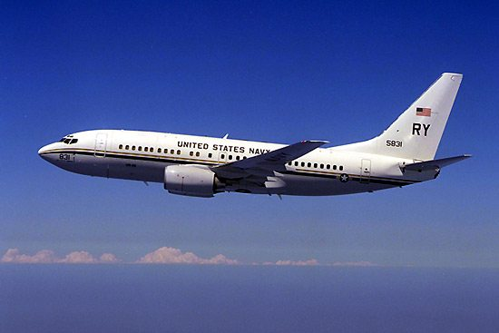 Boeing to Provide 2 More C-40A Transpo...