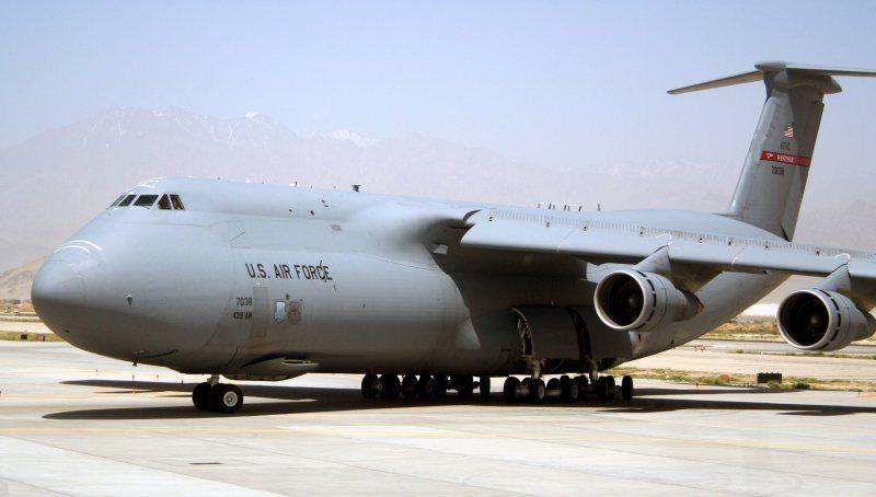 Historic 'Surge' Exercises Airlift Cri...