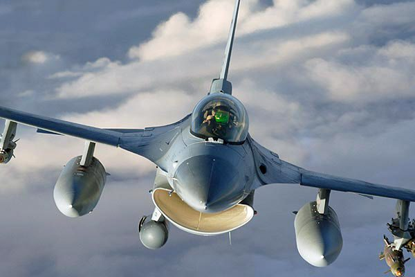 Allies Enhance NATO Air-Policing Dutie...