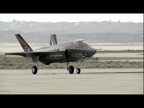 F-35 Joint Strike Fighter Air Show – Take Off Mid-Air Refueling and More HQ