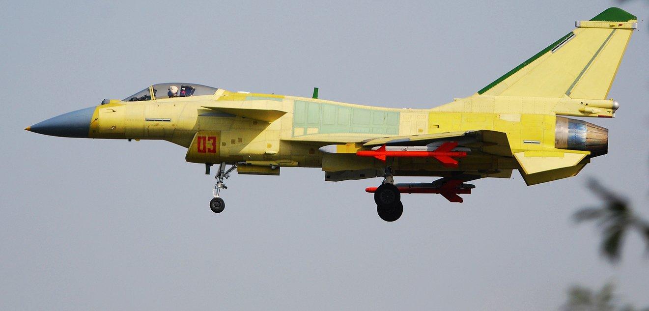 PLA Air Force Denies Rumors of Experim...