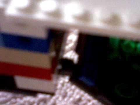 Lego AC-130 Gunship