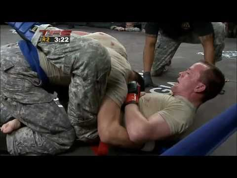 Military Combatives MMA – 2010 Close Combat:  Lightweights  – The Pentagon Channel
