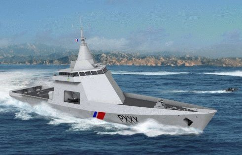 DCNS Launches New OPV at African Show