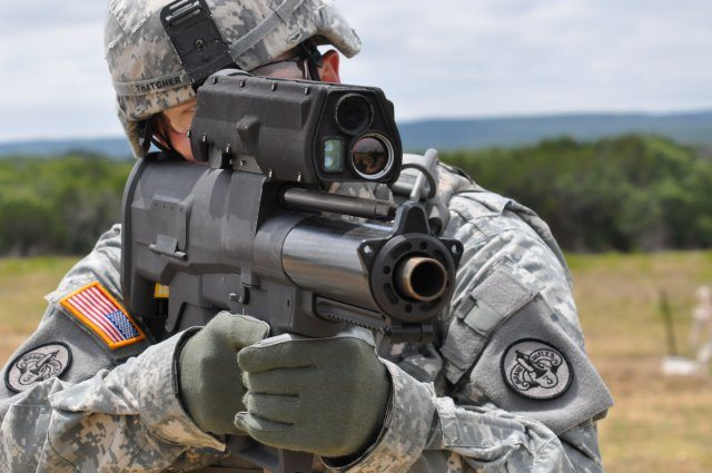 XM25 Counter Defilade Target Engagement system may lose 'X' by next August