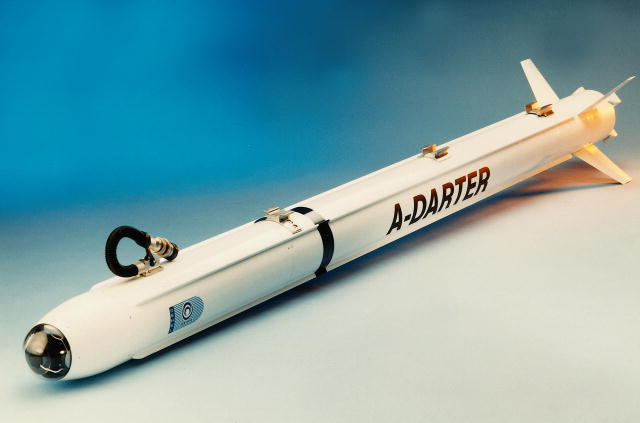 A-Darter-Air-To-Air Missile Programme ...