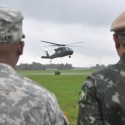 Brazilian Army visits 'Screaming Eagles' to research air assault excellence