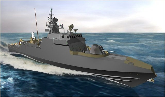 First Egyptian Navy Fast Missile Craft...