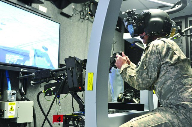 New helicopter simulator provides virt...