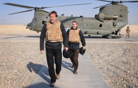 Defence chief's job on the line over l...