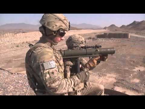 Carl Gustav Recoilless Rifle – Afghanistan