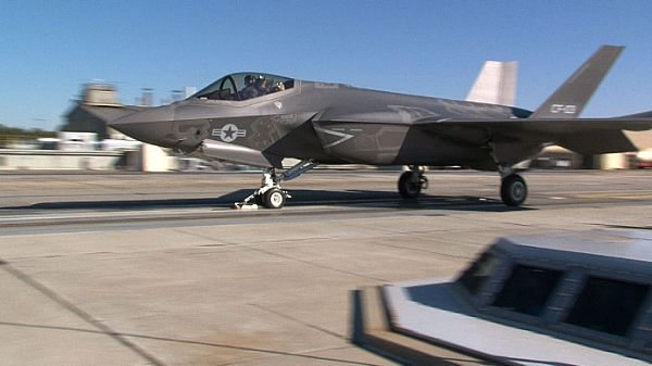 Netherlands to Order Less F-35 JSF Jet...