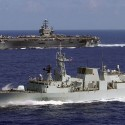 Canada orders warships to stay in Mediterranean