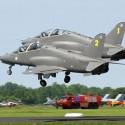 Indian Navy Receives First Hawk Trainer Jet