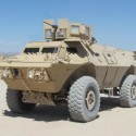 First Production MSFVs shipped to Afghan National Army