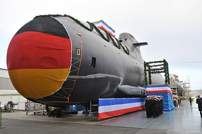 "Fuel Cell Submarine ""U 35"" f..."