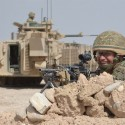 Ceremony Marks End of UK Task Force Helmand