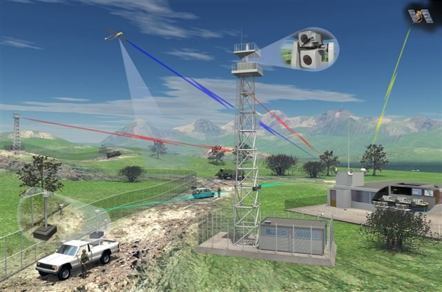 Elbit to Showcase Integrated Border Se...