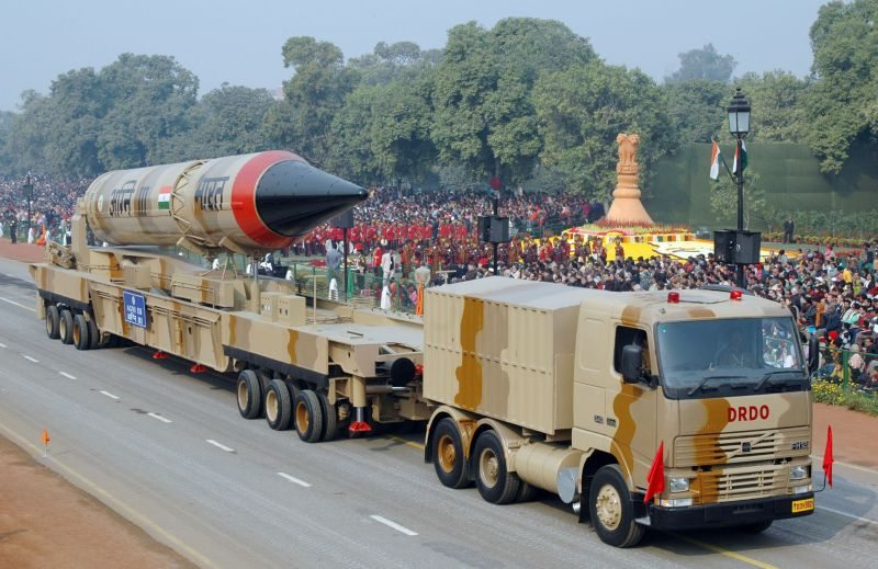 India tests long-range nuclear-capable...