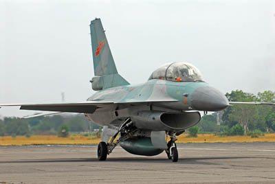 U.S., Indonesia Agree on F-16 Transfer