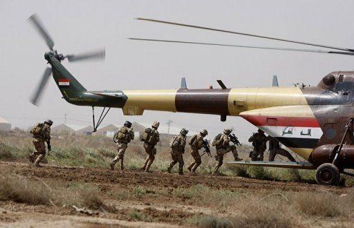 Iraq army chief on Iran visit seeks st...
