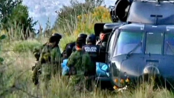 Mexico: no mechanical failures in heli...