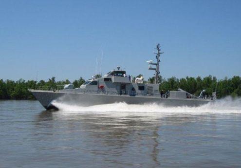 US Navy Delivers Sixth Coastal Patrol ...