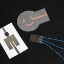 Low-cost paper-based wireless sensor could help detect explosive devices