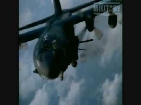 AC-130 Above!