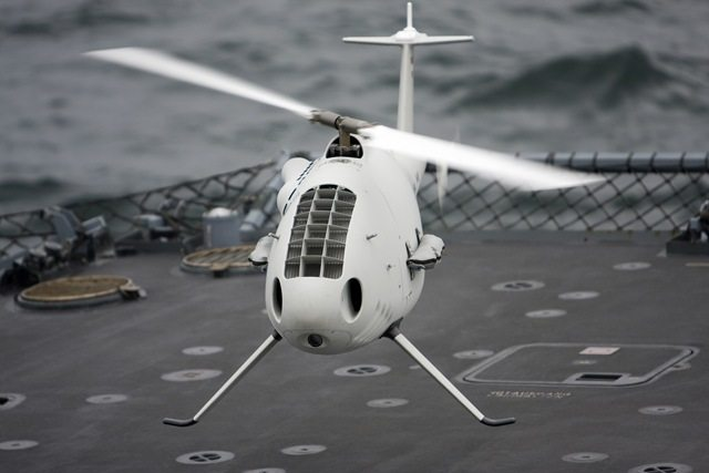 Successful Flight Trials for Thales I-...