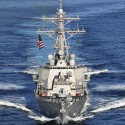 First DDG Modernization Warship Departs on Deployment