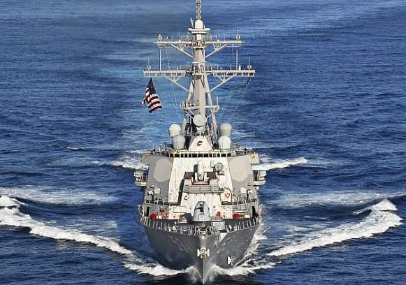 US Navy destroyer to conduct more Blac...