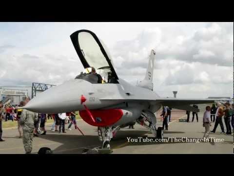 F16 Fighting Falcon vs. Eurofighter Typhoon vs. Dassault Rafale Fighter Jets