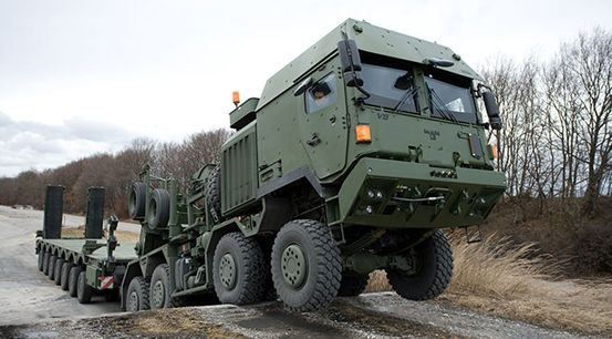 Germany Orders Heavy Armored Transport...
