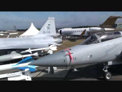 JF-17 Thunder: UK Mission (2010)