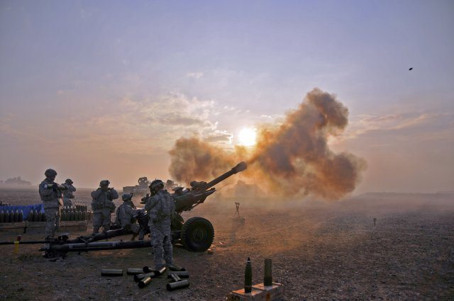 M119A2 Howitzer Upgrade to Provide Qui...