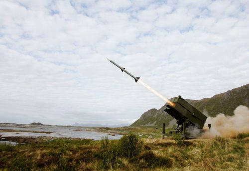 Raytheon Awarded Contract for NASAMS H...