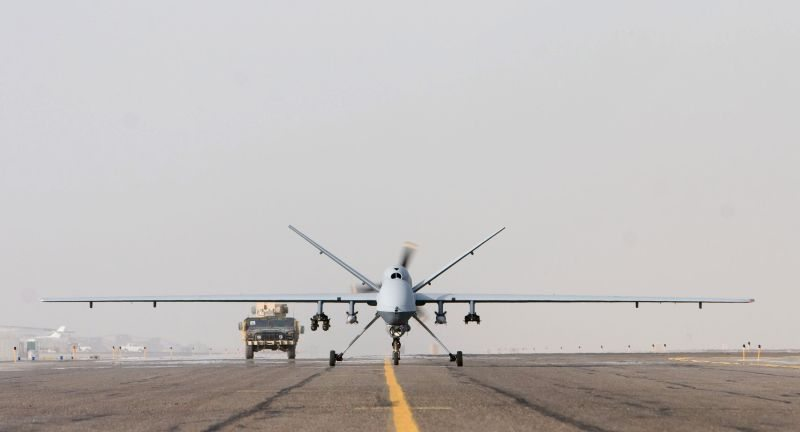 RAF Reaper Team Uncovers Afghan Drugs ...