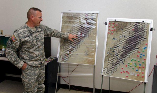 New war game developed to study Army's...