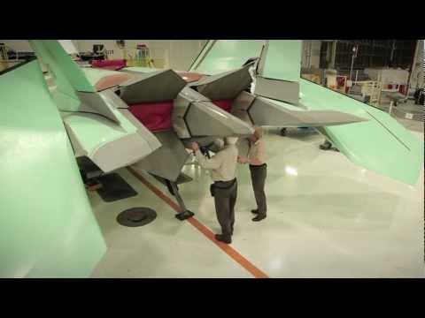 4195: The Final F-22 Raptor