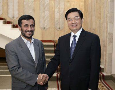 China says war over Iran will bring di...