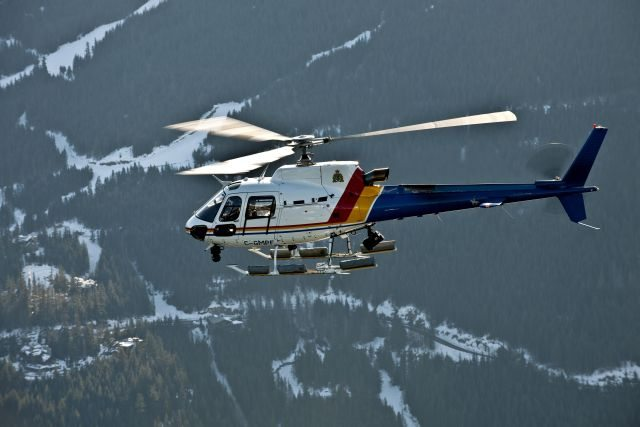 Eurocopter enters race for Polish chop...