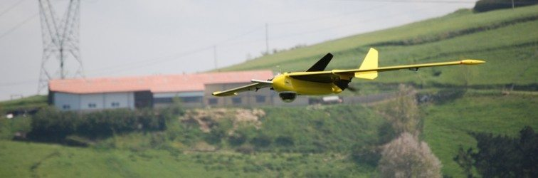 Thales Demos Unmanned Aerial Vehicle f...