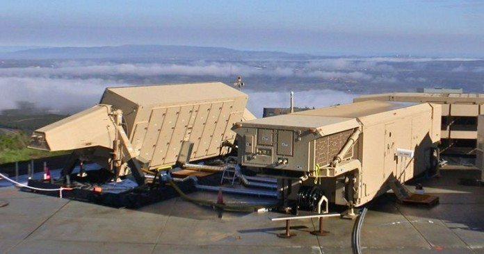 AN/TPY-2 THAAD Radar