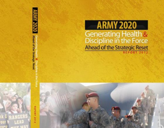 Army releases Generating Health and Di...