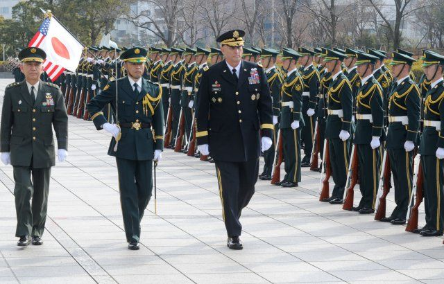Defense Officials Hail Japanese Decisi...