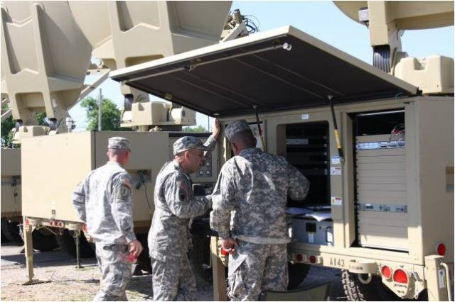 Army network integration facilities si...