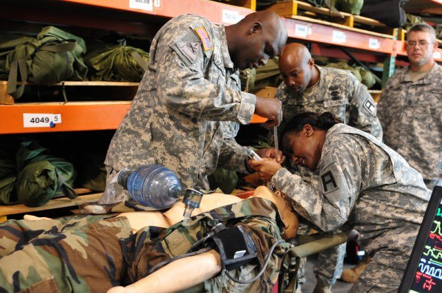 First Army uses simulator training to ...